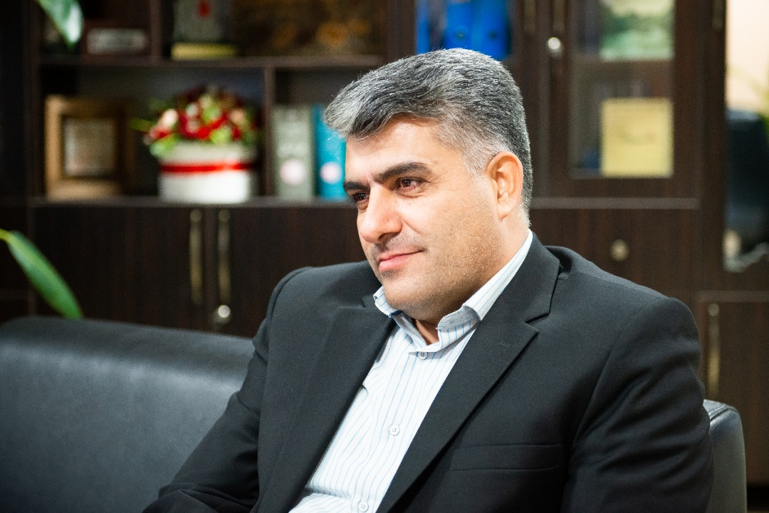 Mr. Seyed Mehdi Naghavi appointed as the head of the Anzali Free Zone Organization