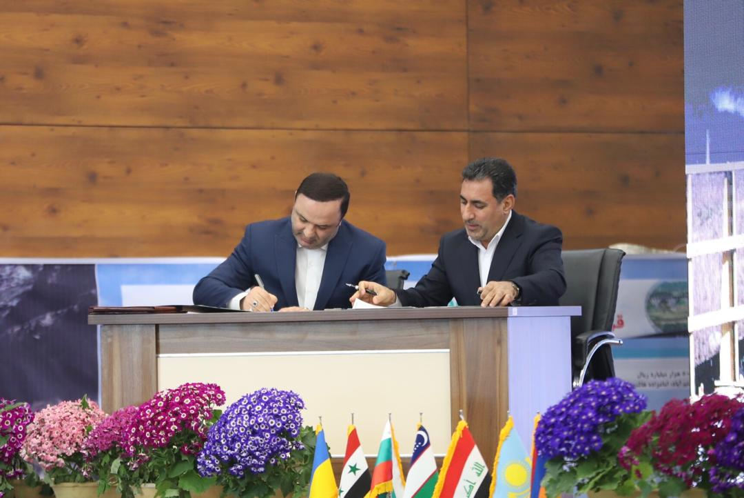 Memorandum of Understanding on Cooperation signed for construction of Rasht -Anzali Railway  to Caspian Port complex