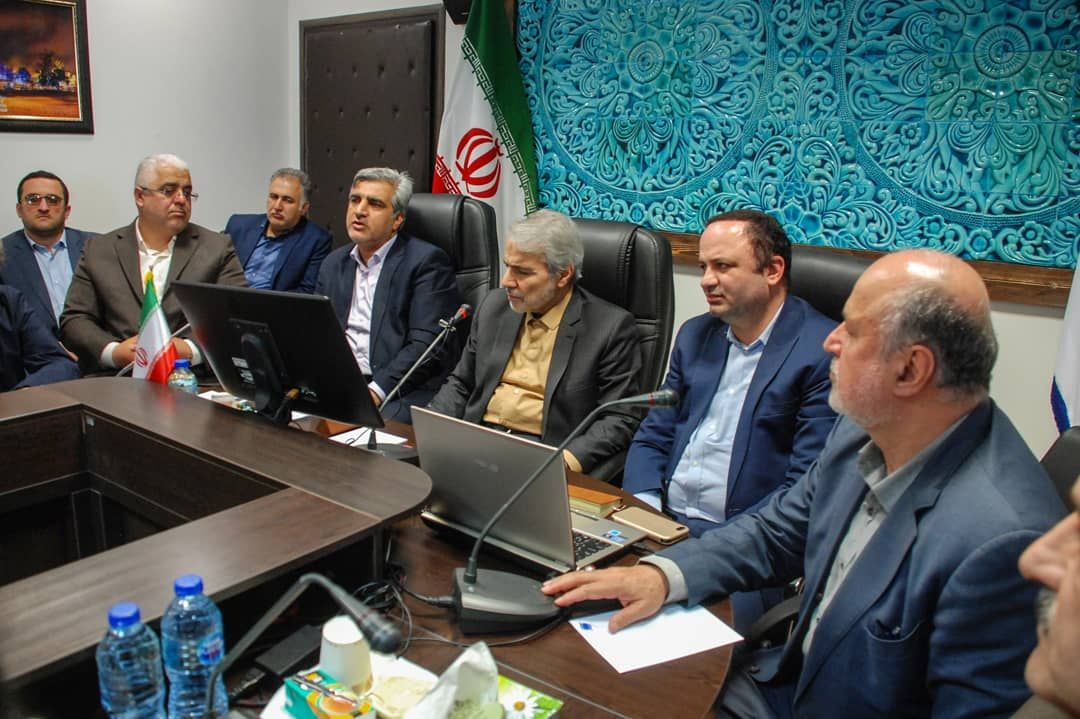Use of all capacities to accelerate rail connection to Caspian port complex of Anzali Free Zone